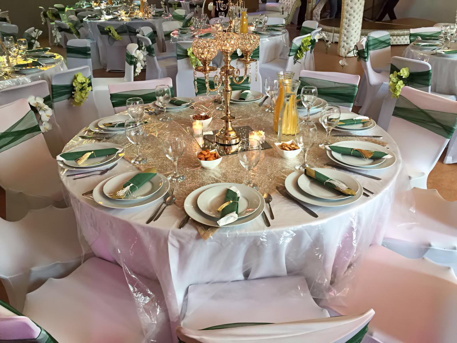 decoratie tafel